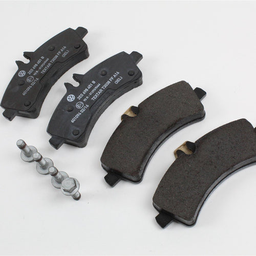 New GENUINE VW Crafter 2006-16 rear brake pads set 2E0698451B