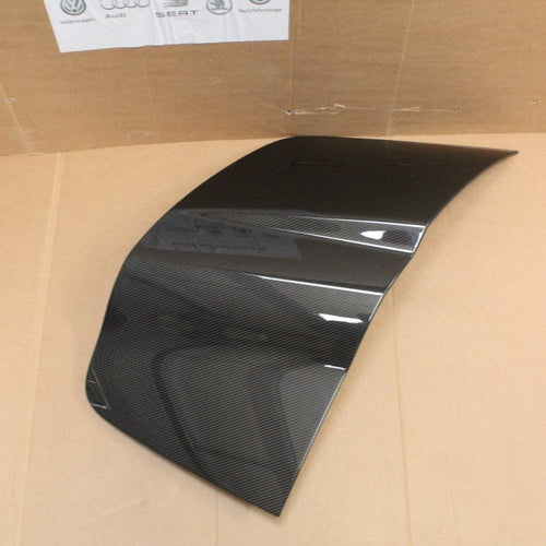 New GENUINE Audi R8 2007-2015 left carbon fibre side fin blade panel 420853337F