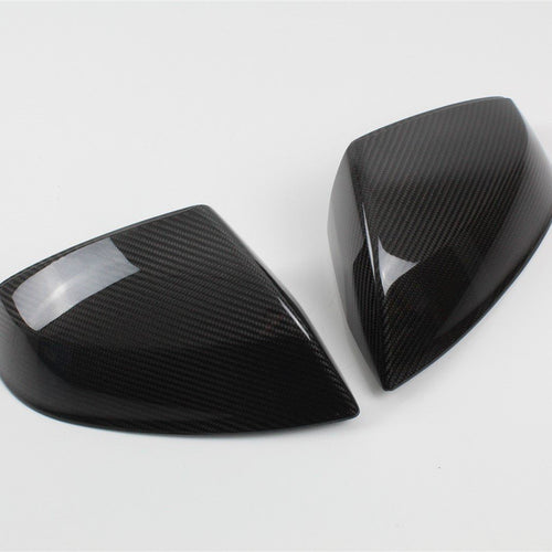 Audi Q7 SQ7 Q5 SQ5 carbon fibre wing mirror cover caps 4M0072530 3Q0