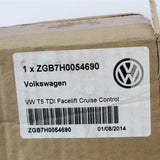 New Genuine VW Transporter T5.1 retro-fit cruise control manual ZGB7H0054690