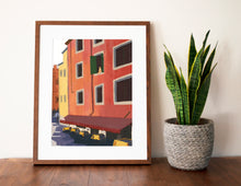 Load image into Gallery viewer, Cat in Venice Print by Hsin-Yi Yao