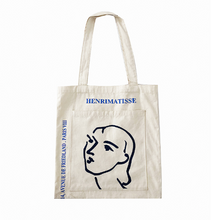 Load image into Gallery viewer, Matisse Girl Tote Bag