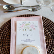 Gemma - Wedding Menu