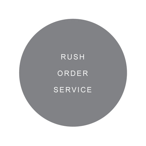 Rush order service, Priority Design and Printing, Rush wedding stationery