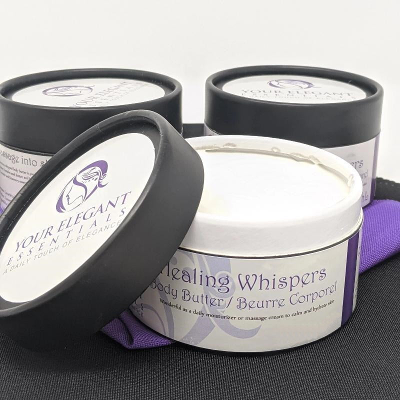Healing Whispers Body Butter