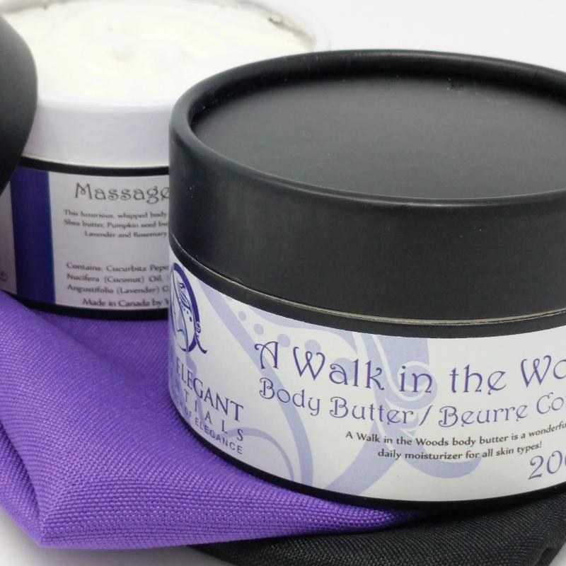 A Walk in the Woods Body Butter