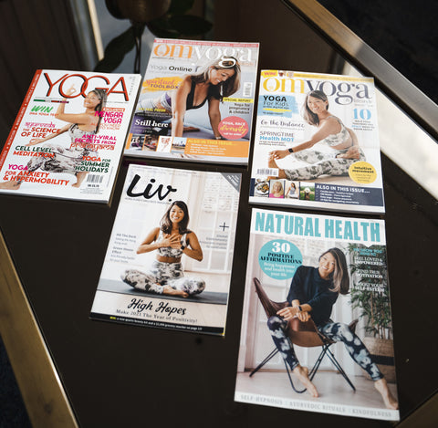 Ethical Kind with Sarah highfield yoga cover features