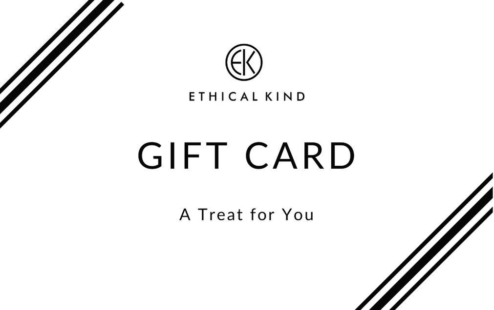 Ethical Kind Gift Card