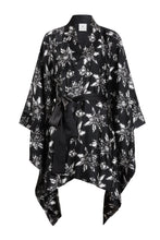 Load image into Gallery viewer, Ethical Kind Organic Peace Silk Kimono Gown