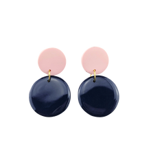 Load image into Gallery viewer, CARYA | Navy/Rose
