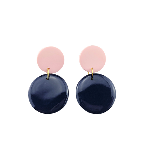 CARYA | Navy/Rose