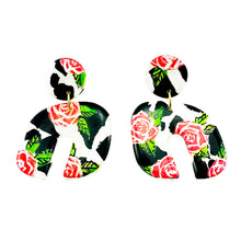 Load image into Gallery viewer, MINI HERA | Wild Rose - Black/White/Red
