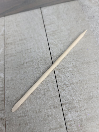 Wooden Cuticle Stick