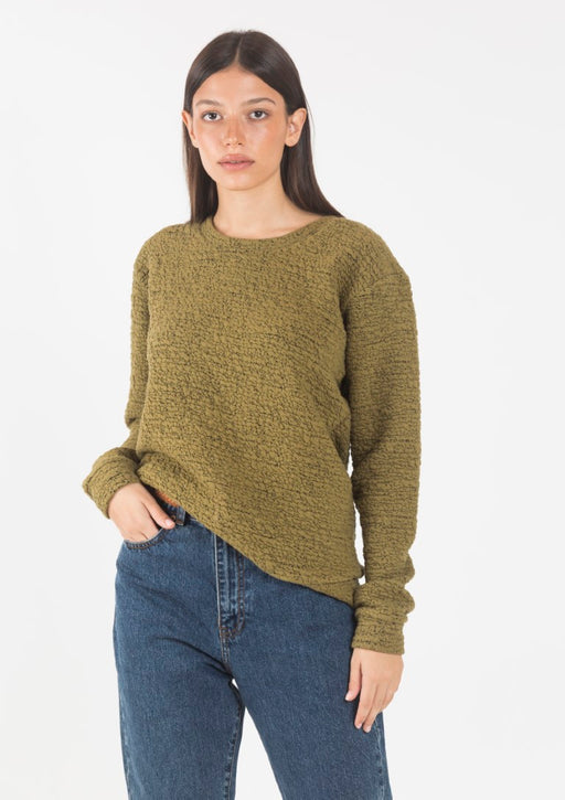 Yellow&green  Tom sweatshirt