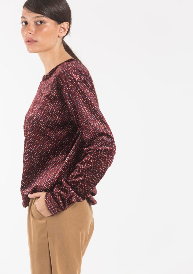 Bordeaux  Tom sweatshirt