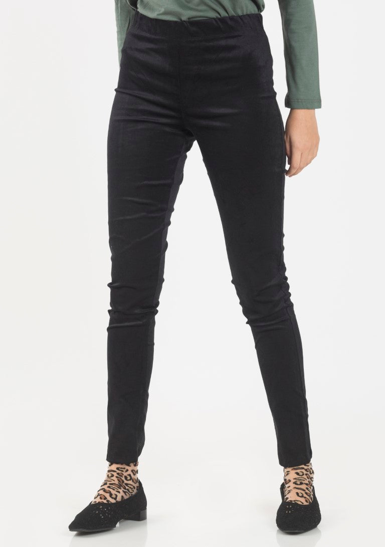 Black Ann  high waist leggings