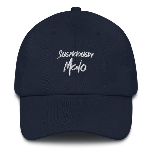 Suspiciously Mono Dad Hat - Let's Set the Stage