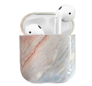 Marble Airpod Case - Phoneaholix