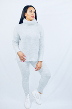 Load image into Gallery viewer, Womens Winter Casual Fashion - Zoe knitted Tracksuit