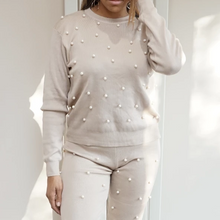 Load image into Gallery viewer, Womens Casual Wear - Isla Pearl Tracksuit