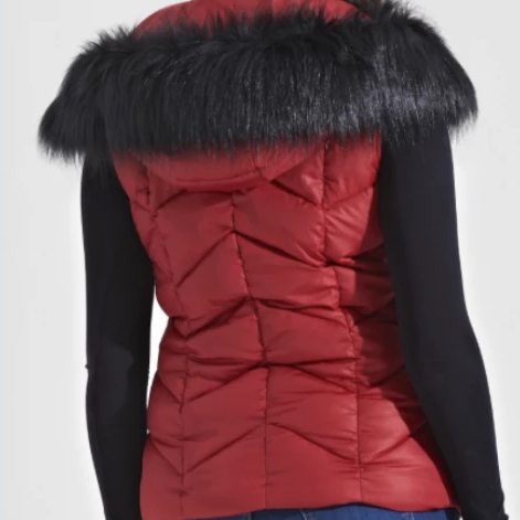 Womens Fashion - Delaney Puffa Gilet