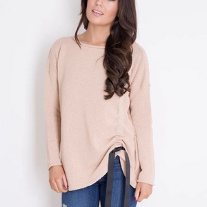 Cheap Womens Clothing - Sifa Tie Jumper