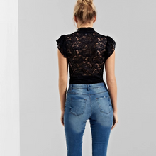 Load image into Gallery viewer, Cheap Womens Tops - Womens Clothing - Zandra Bodysuit