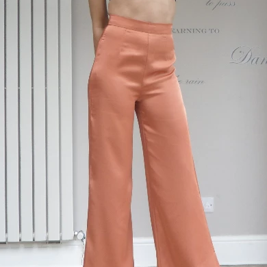 Gemma Copper High Waist