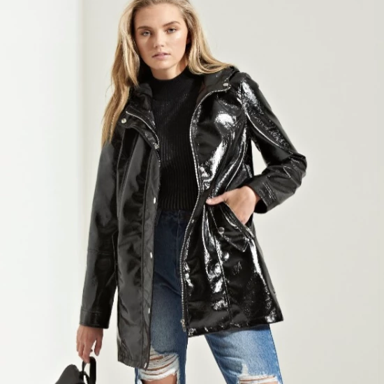 Womens Waterproof Jacket - Kylie Rain Mac