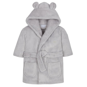 BABY  HOODED DRESSING GOWN