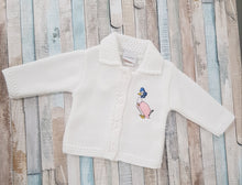Load image into Gallery viewer, Jemima Puddle duck Dandelion Cardigan