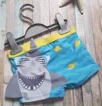 Load image into Gallery viewer, Infant Boys Novelty Swim Trunks