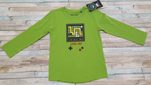 Load image into Gallery viewer, Blue Seven boys gaming level up  t-shirt