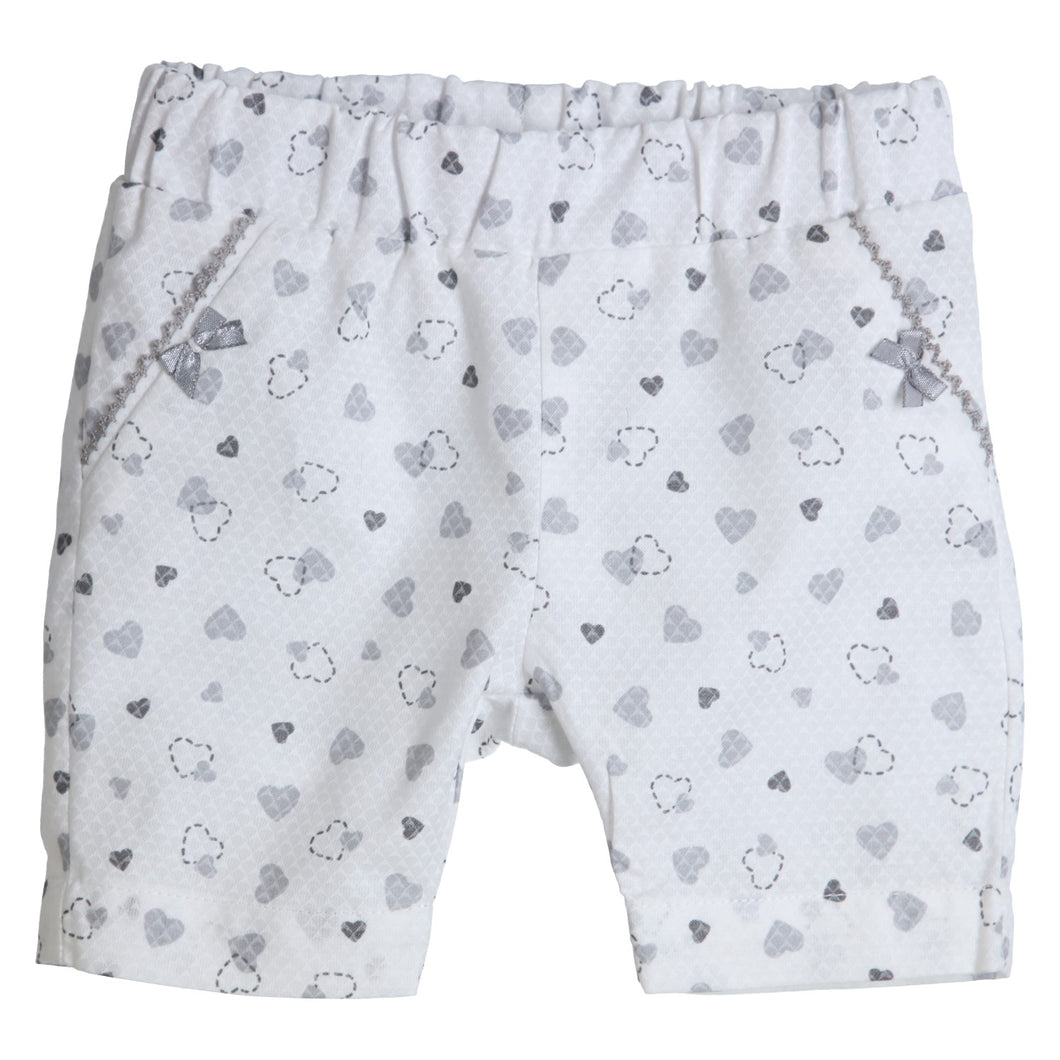 Gymp Courtney girls love design shorts