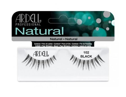 Ardell Lash Extension-Natural 102 Demi Black