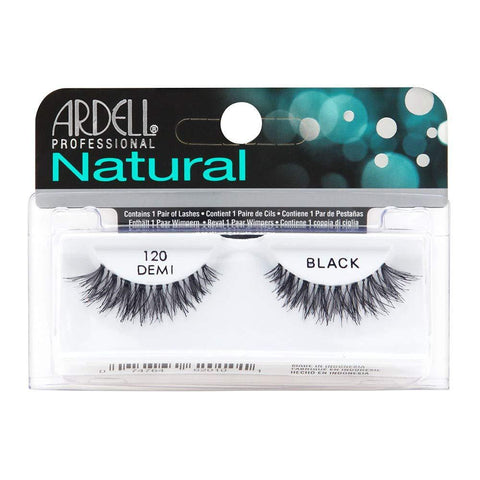 Ardell Lash Extension-Natural 120 Demi Black