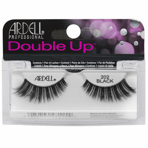 Ardell Lash Extension-Double up 202 Black
