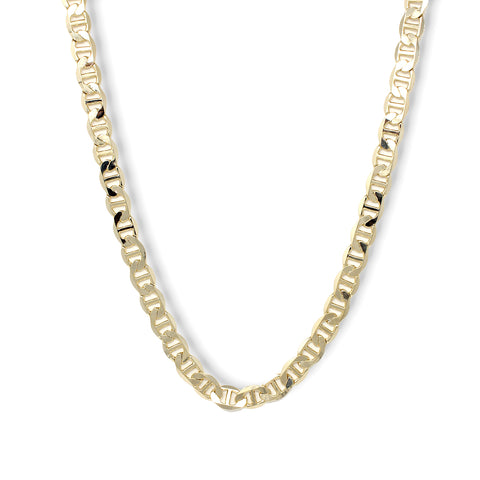 Gold Plated  Unisex Gucci Chain