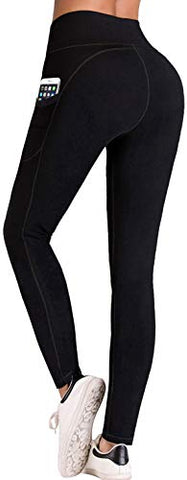 IUGA High Waist Yoga Leggings Pants with Pockets