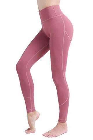 High Waist Tummy Control Running Leggings Pants For Women