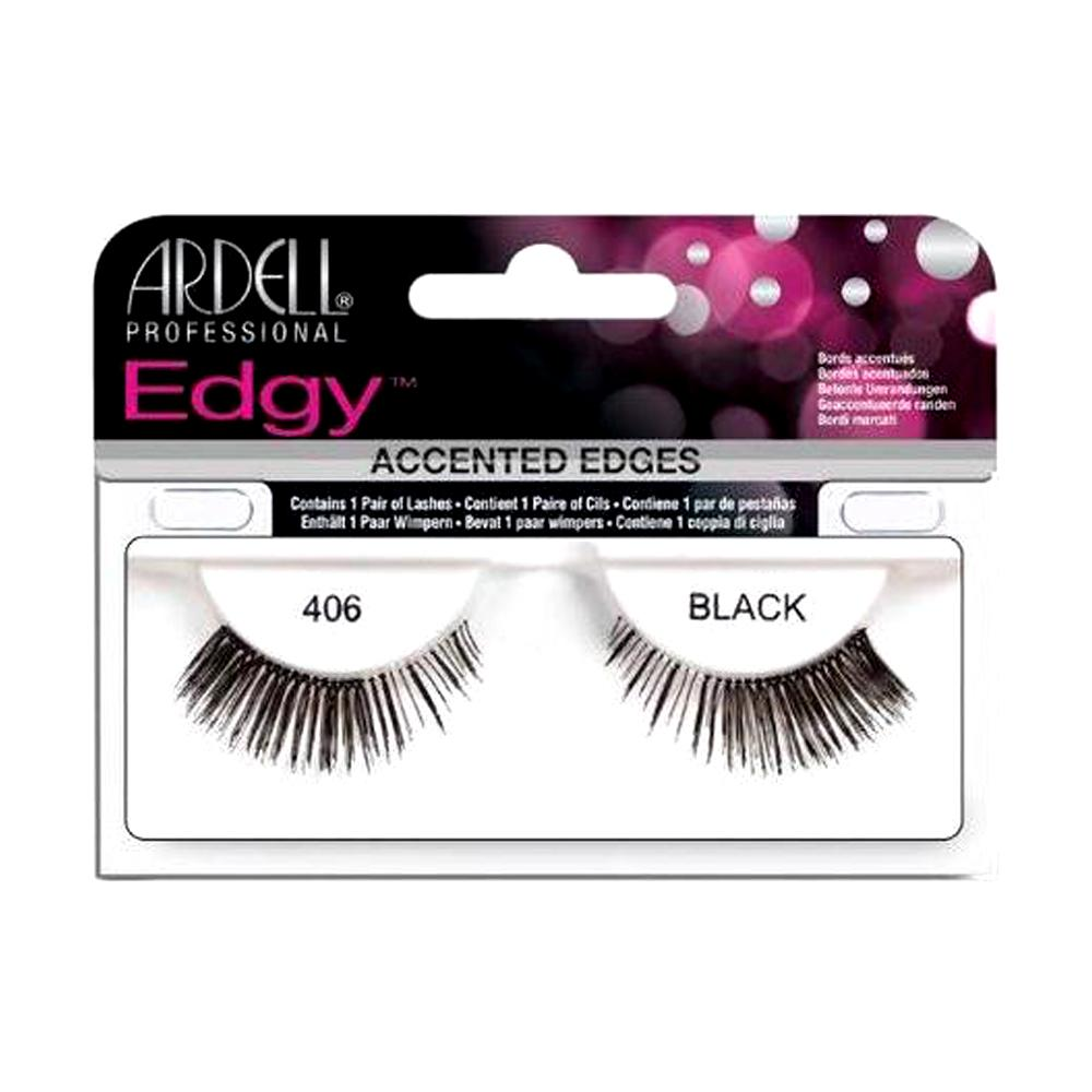 Ardell Lash Extension-Edgy 406 Black