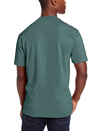 Dickie's Men's Short Sleeve Heavyweight Crew Neck Pocket T-Shirt