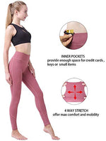 Load image into Gallery viewer, High Waist Tummy Control Running Leggings Pants For Women