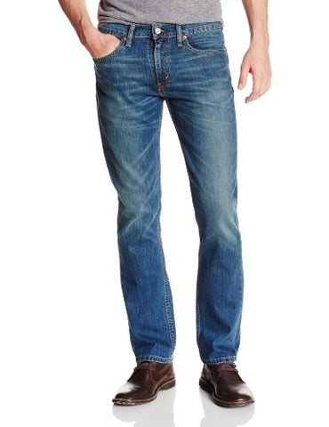 Levi's Men's 511 Slim Fit Jean, Throttle - Stretch, 31W x 30L
