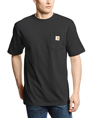 Carhartt Men's Big and Tall K87 Workwear Short Sleeve T-Shirt (Regular and Big & Tall Sizes) Many Colors