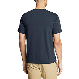 Eddie Bauer Men's Legend Wash Pro Short-Sleeve T-Shirt - Classic