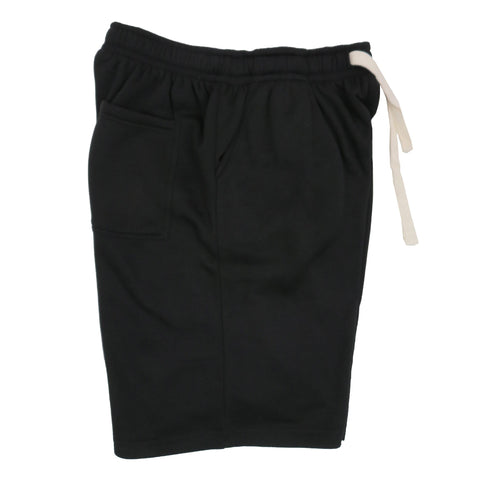 H&W Men's Basic Fleece  Shorts with 9 Variety  Colors