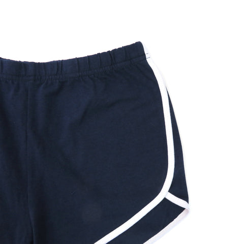 Dolphin Running Shorts-Navy