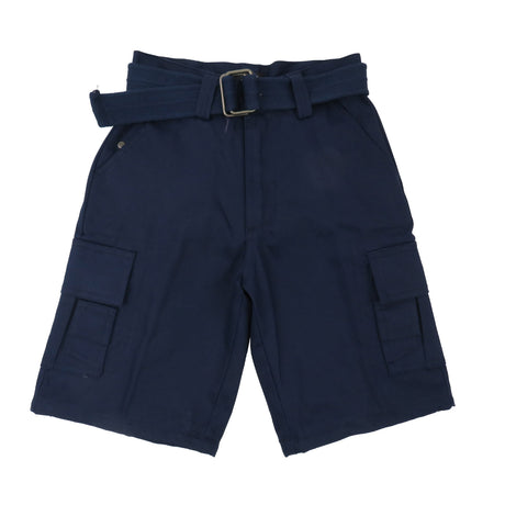 henry & william boy's twill cargo shorts
