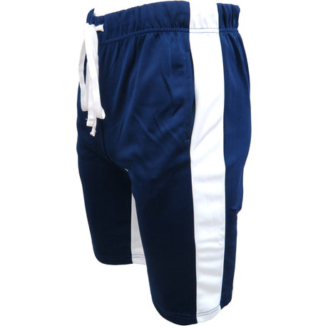 Henry & William | Men's Stripe Track Shorts - KMOMO